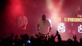 Rick Ross - Break My Heart Live à London (ft. Estelle)