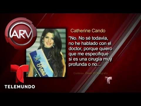 Muere una reina de belleza en Ecuador durante una cirugía plástica (VIDEO)