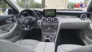 getlinkyoutube.com-Mercedes-Benz C-Klasse -- SAT TV Show 30.03.2014