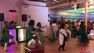 Ahkhein Khuli Holud Dance