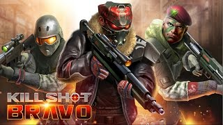 getlinkyoutube.com-Kill Shot Bravo PvP [Android/iOS] Gameplay (Part 2)