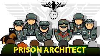 getlinkyoutube.com-Prison Architect - WW2 POW Mod - Part 1