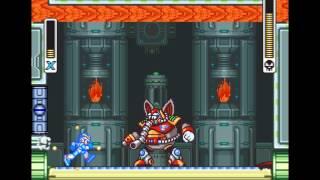 getlinkyoutube.com-Mega Man X: Hard Type - Trailer