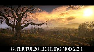 getlinkyoutube.com-The Witcher 3 Mods: Super Turbo lighting Mod 2.2.1