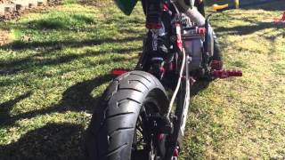 SSR 125cc fully upgraded volume 3