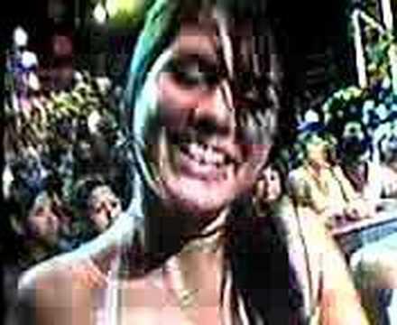 Nadia de pasion de sabado,bailarina de pasion de sabado