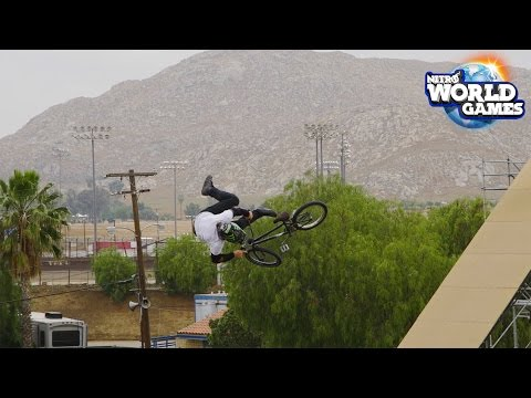 Best of the 2017 Nitro World Games Qualifiers