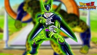getlinkyoutube.com-I LOST MY FOOTAGE!! DUAL STR Super Perfect Cell Summons   Dragon Ball Z Dokkan Battle