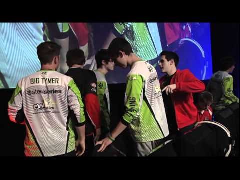 MLG Columbus - OpTic Gaming - The Path to Victory