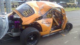 getlinkyoutube.com-Acidente Fusca TS - Race Park Maringá