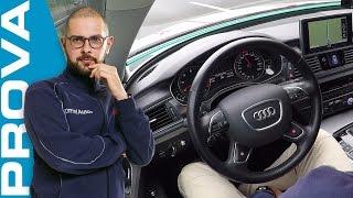 Audi A7 Jack   Senza mani in autostrada con il Piloted Driving