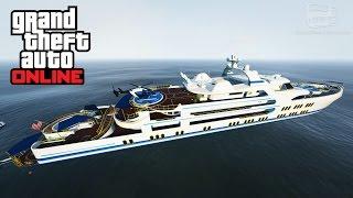 getlinkyoutube.com-GTA Online - Yacht Gameplay and Tour [Executives and Other Criminals DLC]