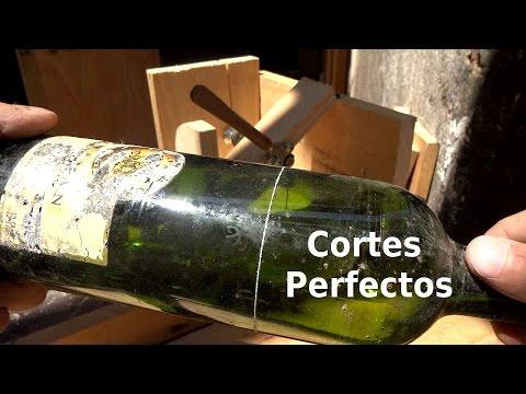 Como Cortar Botellas de Vidrio Facilmente (Buena Calidad)
