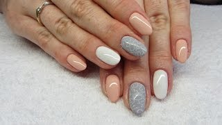 getlinkyoutube.com-How to velvet textured stamp on nails  - Jak zrobić stempelki 3D? Victoria Vynn