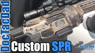 getlinkyoutube.com-Sweet Custom SPR at the Range!!!