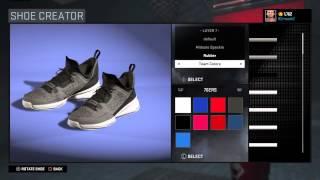 """getlinkyoutube.com-NBA 2K16 MyShoes Ep. 2 """"Yeezy Boost 350"""""""
