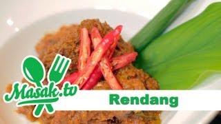getlinkyoutube.com-Rendang Daging - Beef Rendang Feat Lisa Virgiano