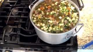 getlinkyoutube.com-the best vegetable soup for weight loss