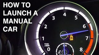 getlinkyoutube.com-How To Launch A Manual Transmission Car