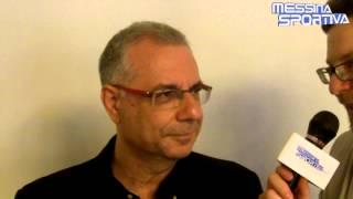 Nino Molino intervistato al termine del memorial dedicato al fratello Emanuele