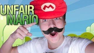 getlinkyoutube.com-МОИ НЕРВЫ ИМЕЮТ ПРЕДЕЛ! | Unfair Mario