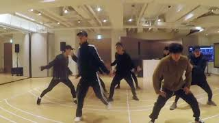 [mirrored & 50% Slowed] EXO   ELECTRIC KISS Dance Practice Video