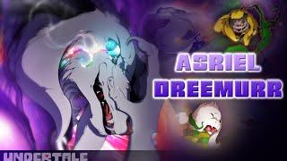 getlinkyoutube.com-Asriel Dreemurr - Undertale Speedpaint