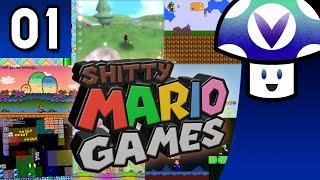 [Vinesauce] Vinny - Shitty Mario Games (part 1)