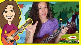 getlinkyoutube.com-Row Row Row Your Boat Nursery Rhyme for Children | Lyrics | Ukulele Chords | Patty Shukla