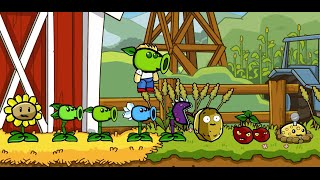 getlinkyoutube.com-Scribblenauts Unlimited 115 Plants vs Zombies Day Plants in Object Editor