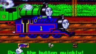 getlinkyoutube.com-Thomas the Tank Engine & Friends - SNES/SFC