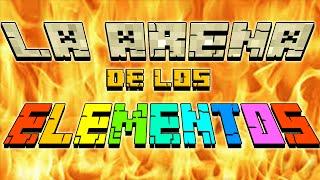 getlinkyoutube.com-LA ARENA DE LOS ELEMENTOS! - Las 10 pruebas de Nexxuz - Minecraft