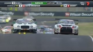 getlinkyoutube.com-2015 Bathurst 12 Hour - Finish - Final 16 Minutes