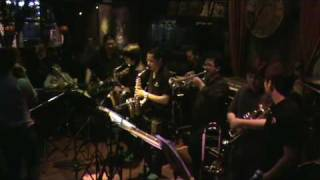 getlinkyoutube.com-Saxophone Pub -  JRP - Georgia on my mind, Fly Me
