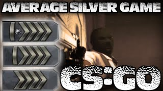 getlinkyoutube.com-CS:GO - An Average Silver Game
