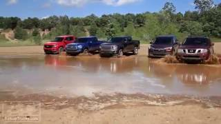 getlinkyoutube.com-2016 Midsize Pickup Challenge: Off Road