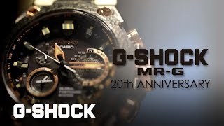 CASIO G-SHOCK MR-G 20th anniversary event held in Hong Kong on September 1st, 2016