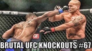BRUTAL UFC KNOCKOUTS # 67 BELLATOR MMA 2016 [ АВГУСТ ]