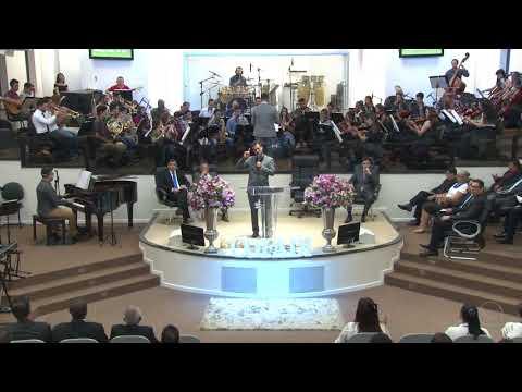Orquestra Sinfônica Celebração - Harpa Cristã | Nº 63 | Acordai, acordai - 08 04 2018