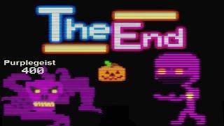 getlinkyoutube.com-FNAF WORLD Halloween Edition ENDING | PURPLE MAN?! | Part 2