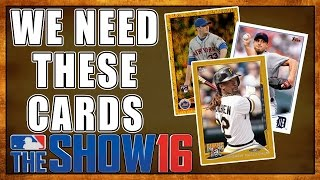 getlinkyoutube.com-WE NEED THESE CARDS! MLB The Show 16 Diamond Dynasty