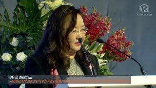 getlinkyoutube.com-APEC 2015: Eriko Ishikawa at the Inclusive Business dialogue