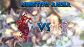 getlinkyoutube.com-Ifrit vs Mestre Chen - Arena de Monstros