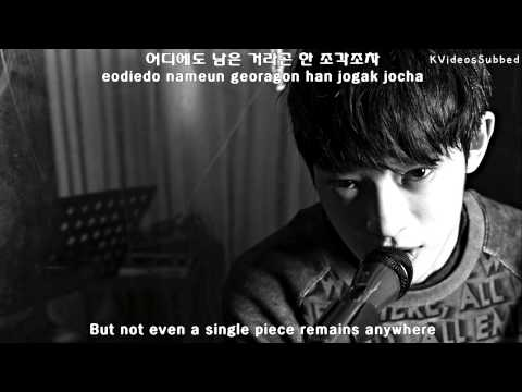 [720p] 정준영 (Jung Joon Young) - Hold On [With Romanization Lyrics + English Subs + Hangul]