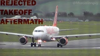getlinkyoutube.com-Rejected Takeoff Aftermath with ATC - Bristol Airport!