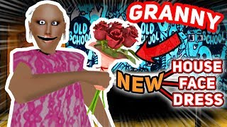 Granny Has A NEW HOUSE AND LOOKS SO DIFFERENT!!! | Granny The Mobile Horror Game (House Mod)