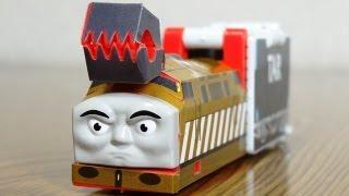 getlinkyoutube.com-4 ディーゼル10 へんしんトーマス Diesel10 Thomas the Tank Engine