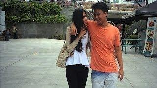 getlinkyoutube.com-Syahnaz dan Billy Liburan ke Singapura - Intens 07 Januari 2014