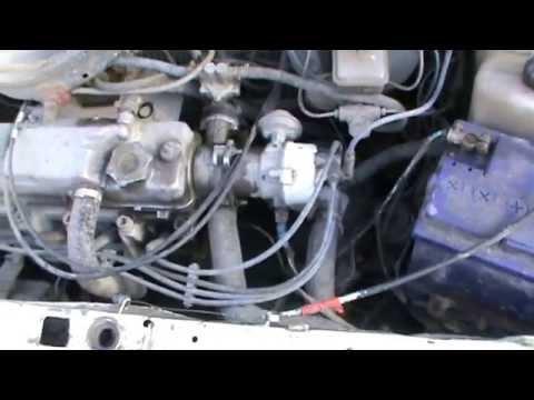Где в Alfa Romeo 33 крышка трамблера