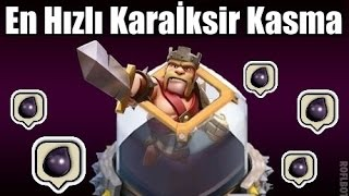 getlinkyoutube.com-FULL Kara İksir -  Basit Kolay Kara İksir Kasma Yöntemi - Clash of Clans